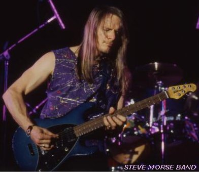 STEVE MORSE BAND CDs here . . .